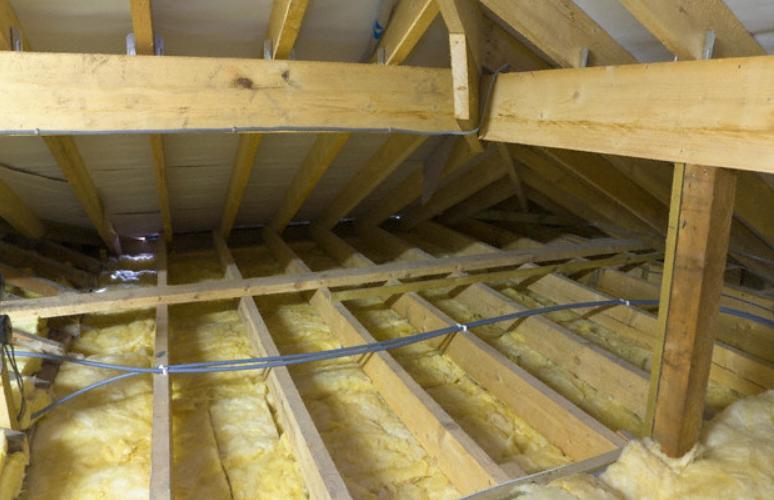 Дома с холодным чердаком – основные особенности конструкции