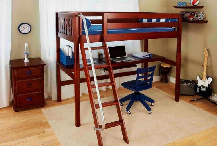 Кровать чердак для подростка: купить идеальное изделие