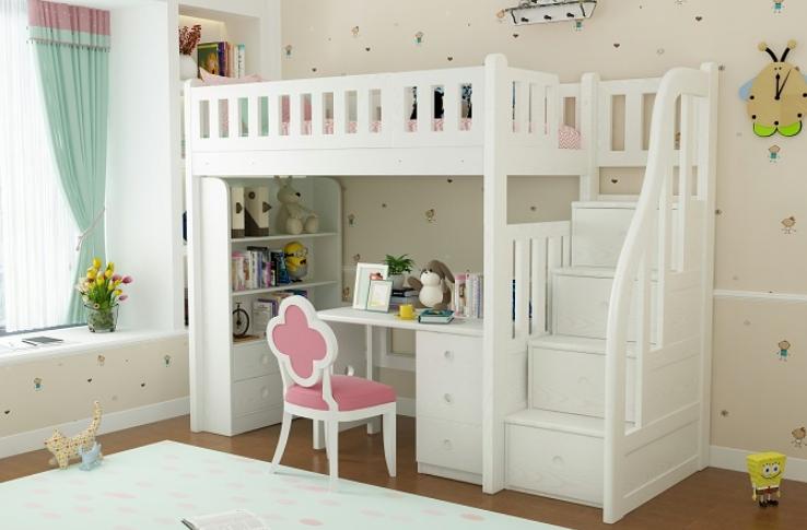 Кровать чердак для детей – как выбрать идеальное решение