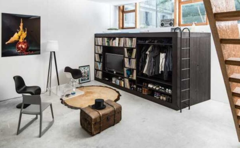 Кровать чердак для взрослых: обзор 3 видов мебели, сборка своими руками