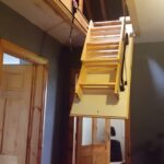 DarrenF6 с сайта instructablescom рассказал о покупке лестницы на чердак и ее самостоятельной доработке в автоматическую